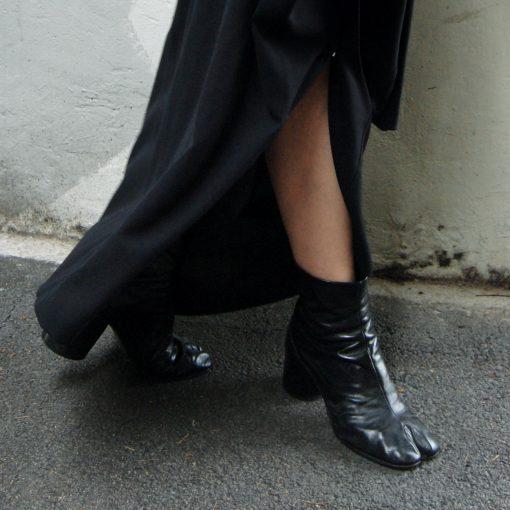 margiela tabi zapato japonés