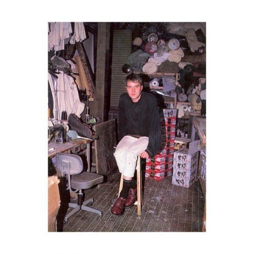 Christopher Nemeth biografía historia Harajuku