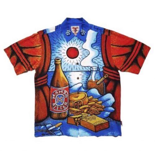 Mambo cuba inspired shirt