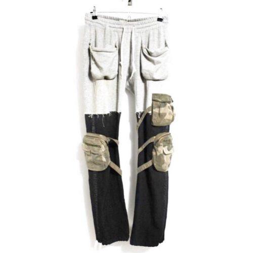 Number Nine AW 05 hybrid cargo pants