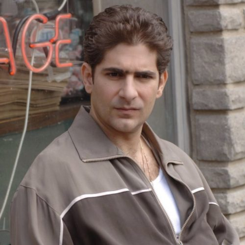 Michael Imperioli as Cristopher Moltisanti in The Sopranos wearing a tracksuit