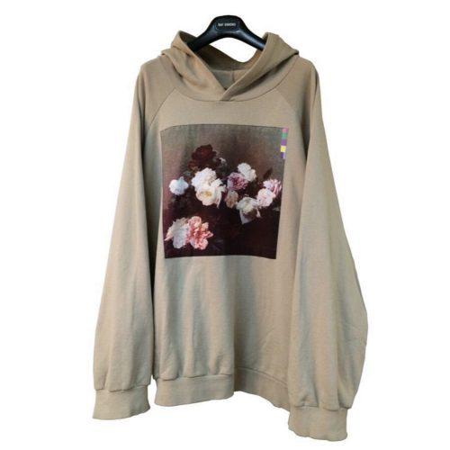 Raf Simons AW 03 hoodie