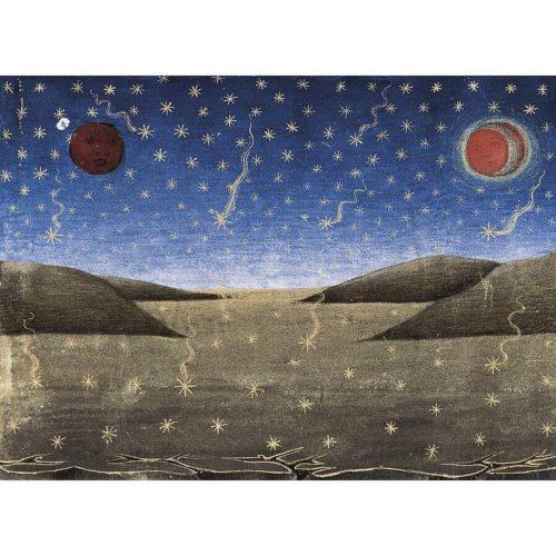 Morte del Sole, della Luna, e caduta delle stelle