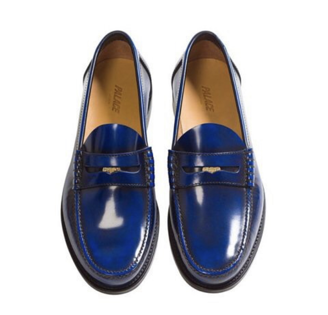 palace penny loafers