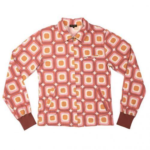 comme des gaçons SS 05 pink shirt
