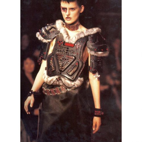 gaultier mad max FW 95 collection