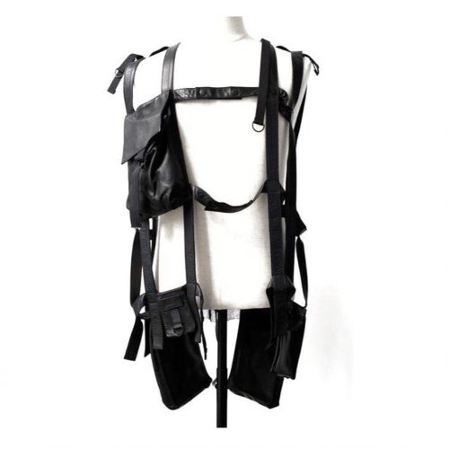 Raf Simons parachute holster consumed SS 03