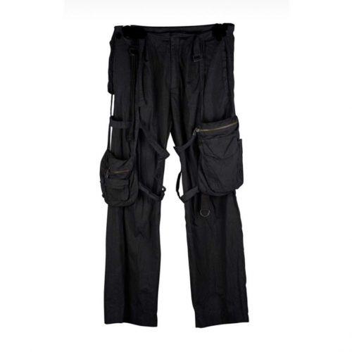 Raf Simons parachute pants consumed SS 03