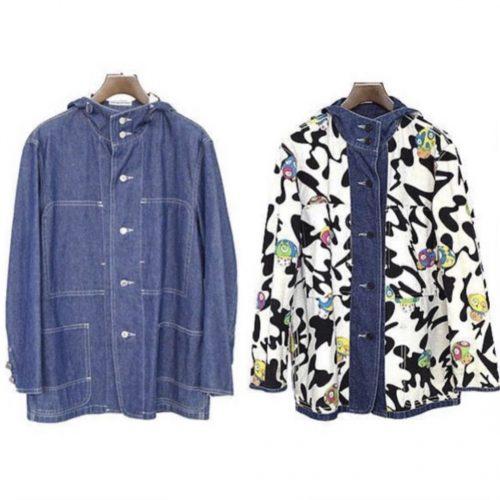murakami issey reversible jacket 2000