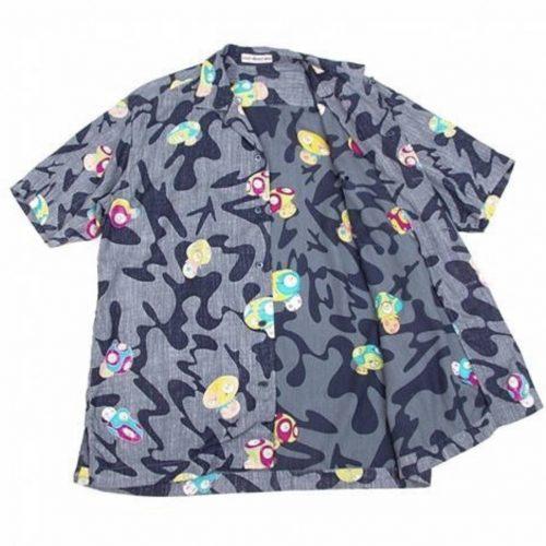 murakami issey reversible shirt 2000