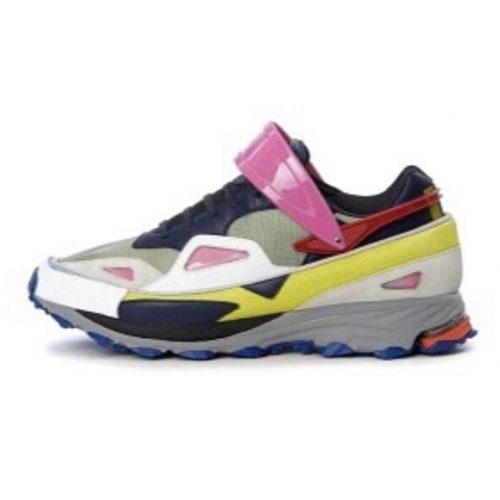 Raf Simons response trail SS 14 adidas running sneakers