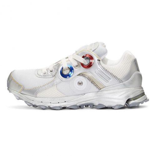 Raf Simons response trail robot FW 15 adidas running sneakers