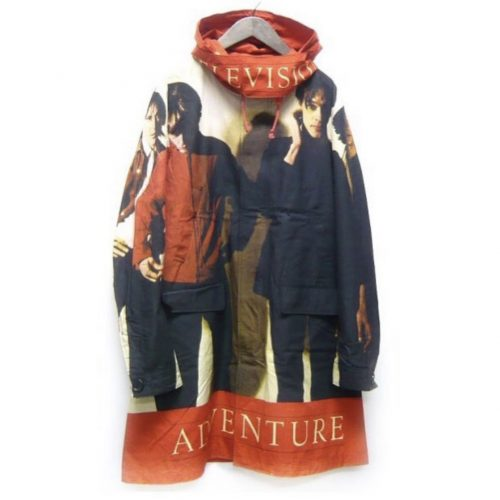 television adventure cover ss 15 jacket