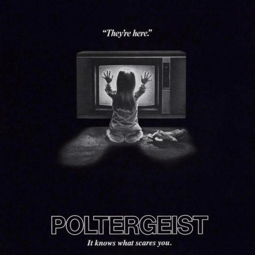 poltergeist movie inspired raf simons