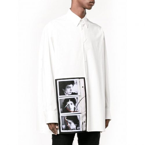 Just Kids Patti Robert RAf Simons styling