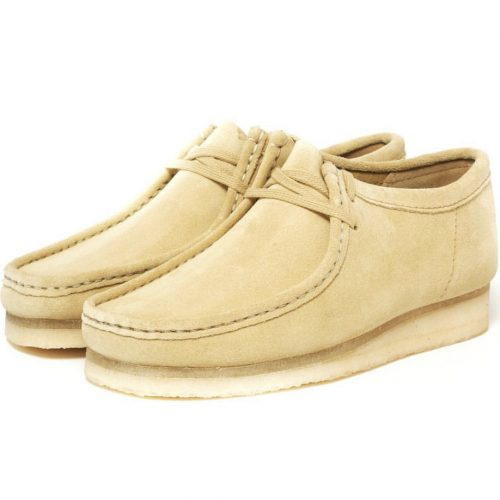 wallabees by Clarks