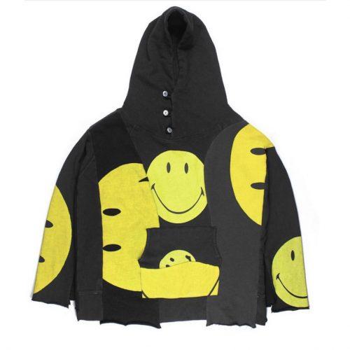 Kapital hoodie smiley