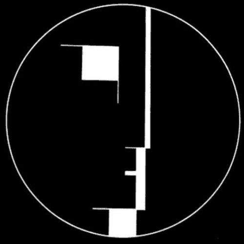 Bauhaus logo created by Oskar Schelmmer in 1922