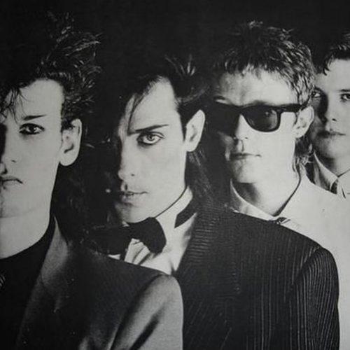 Bauhaus goth rock band