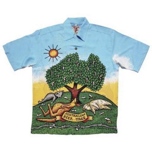 Mambo australian shirt