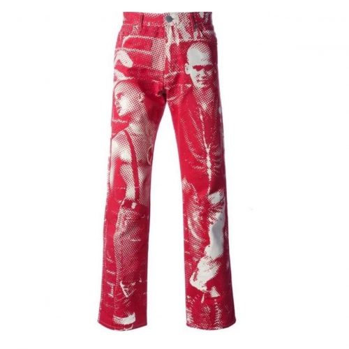 gaultier fight racism pants