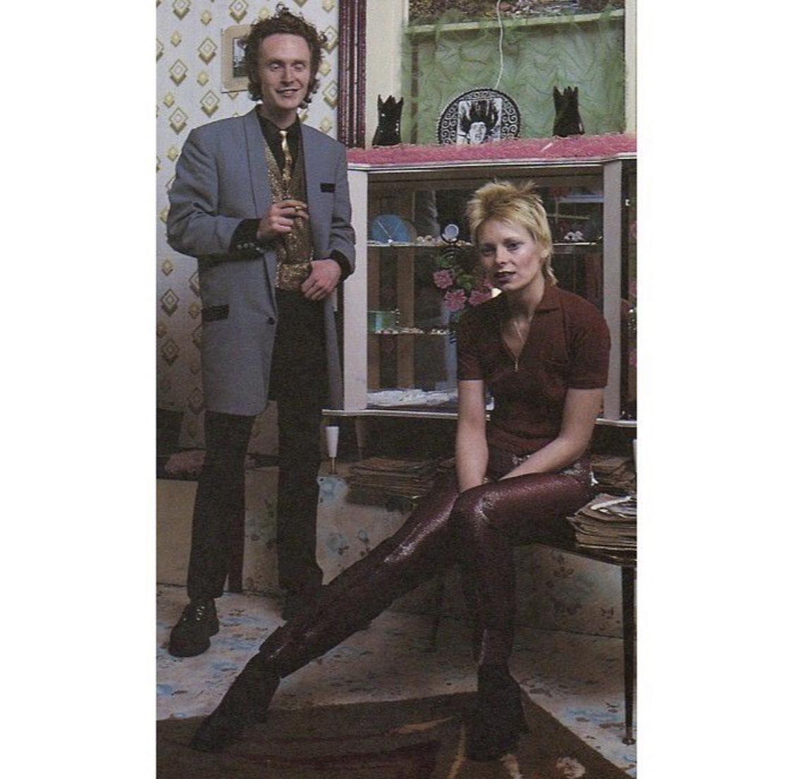 Malcolm Mclaren Vivienne Westwood