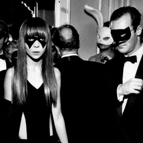Penelope tree Trumans Capote party