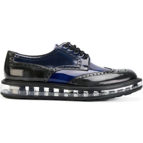 derby shoes prada air technology