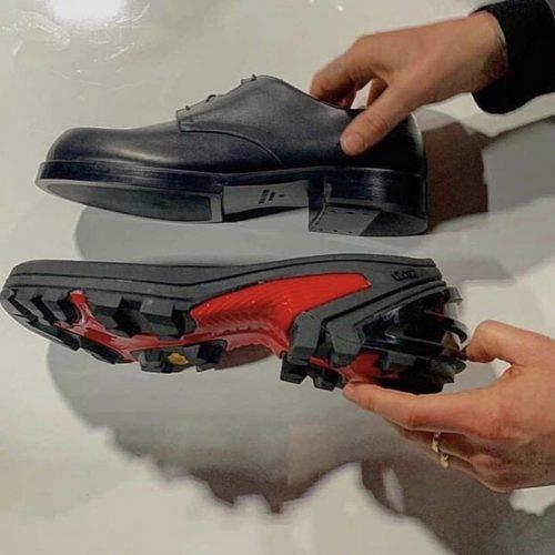 alyx derby shoe technology