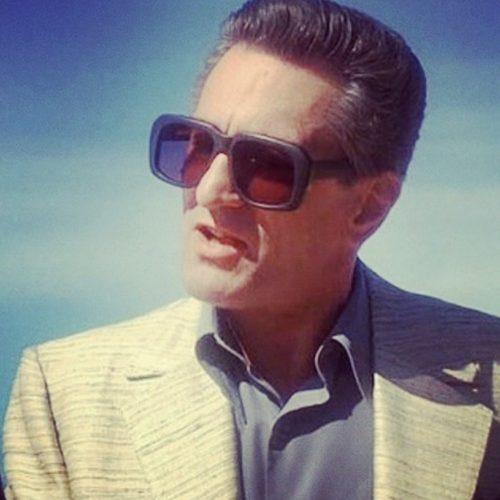 Robert de Niro wearing mafia Ultra Goliath II sunglasses