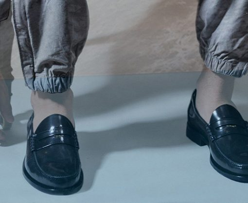Palache penny loafers