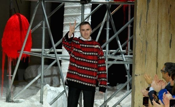 Raf Simons get to know more about Raf