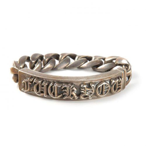 chrome hearts bracelet history