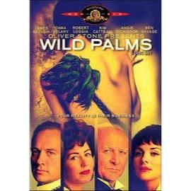 raf simons ss 98 black palms wild palms serie story history