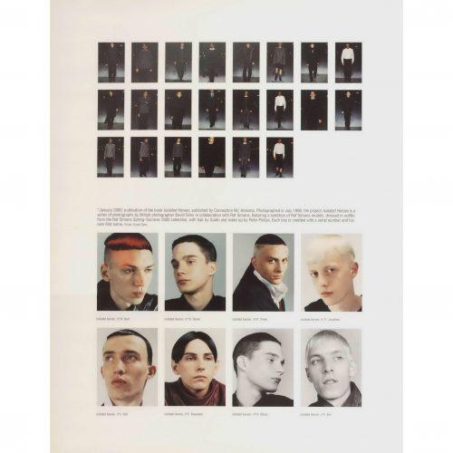ARCHIVE BOOKS DOWNLOAD FASHION RAF SIMONS REDUX