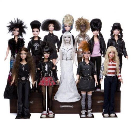 baribie dolls chrome hearts history