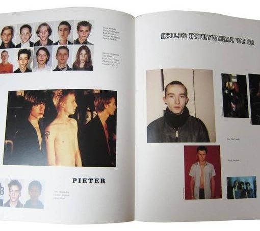 ARCHIVE BOOKS DOWNLOAD FASHION RAF SIMONS REDUX