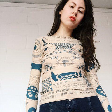 margiela ss 89 hm tattoo top trend