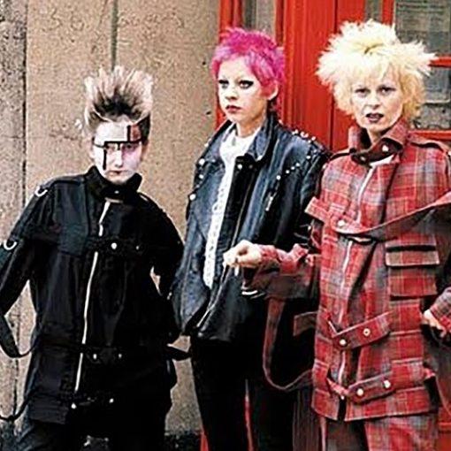 Bondage trend punk vivienne westwood