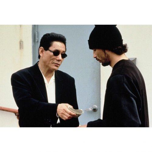 styling takeshi kitano yakuza mafia movies