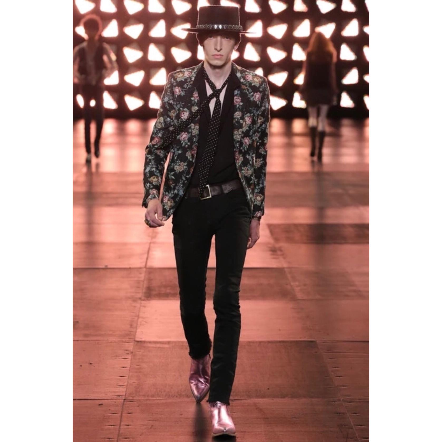 Cowboy trend style Saint Laurent