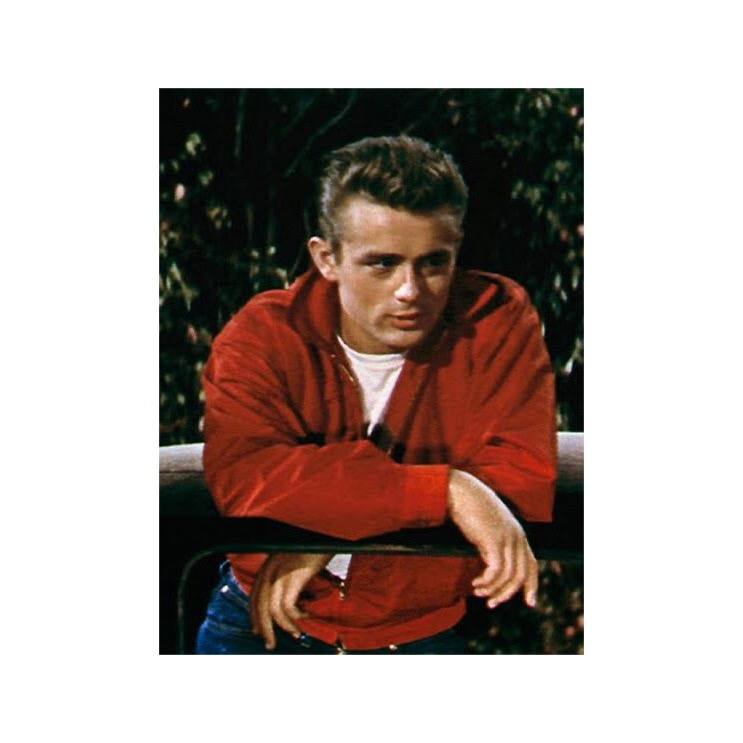 history story james dean style