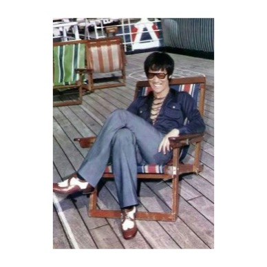 bruce lee style icon story history
