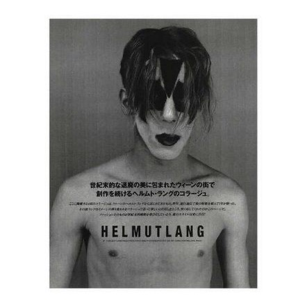 iconic fashion ads campaigns helmut lang