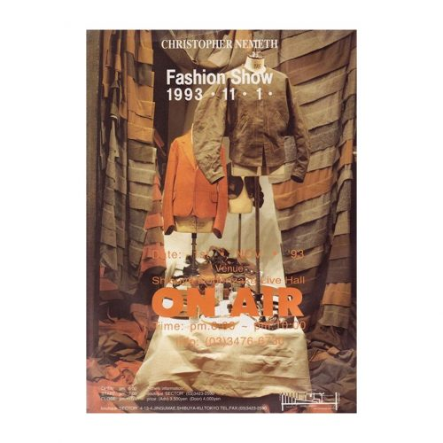 Christopher Nemeth story biography harajuku